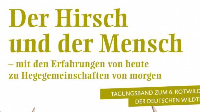 Publikation Der Hirsch Und Der Mensch